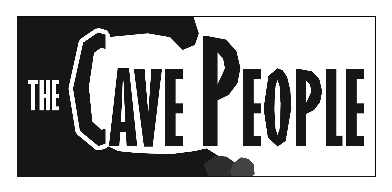 The Cave People - logo